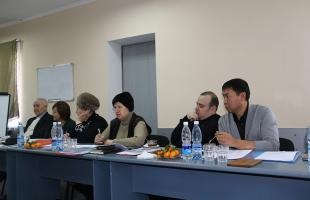 "Annual Board Meeting of the HRM ""Bir Duino Kyrgyzstan"", 21 December 2016"