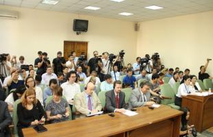 PHOTOGRAPHY REPORT FROM THE TRIAL OF AZIMZHAN ASKAROV, ACCUSED OF KILLING A POLICEMAN