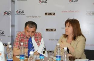 REPRESENTATIVES OF THE INTERNATIONAL FEDERATION FOR HUMAN RIGHTS (FIDH) HAVE ARRIVED IN KYRGYZSTAN
