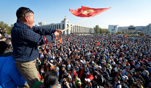 KYRGYZSTAN: CIVIL SOCIETY APPEALS FOR DIALOGUE, RESPECT FOR HUMAN RIGHTS AND THE RULE OF LAW IN THE CURRENT TIMES OF TURMOIL